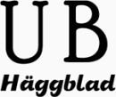 Ulla Blomqvist Häggblad logo
