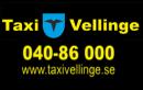 Taxi Vellinge logo