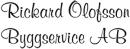 Robab, Rickard Olofsson Byggservice AB logo