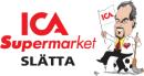 ICA Supermarket Slätta logo