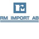 RM Import AB logo