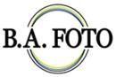 B A Foto AB logo