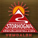 Storhogna Högfjällshotell & SPA logo