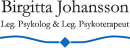 Birgitta Johansson, Leg Psykolog, Leg Psykoterapeut logo
