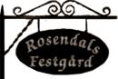 Rosendals Festgård logo