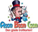 Ason Bson Cson - den glade trollkarlen! logo
