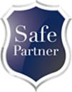 Safepartner i Osby AB logo