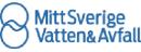 MittSverige Vatten & Avfall logo