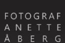 Fotograf Anette Åberg logo
