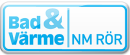 NM Rörservice AB - Bad & Värme logo