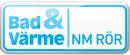 NM Rörservice AB - Bad & Värme logo