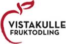 Vistakulle Fruktodling logo