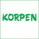 Korpen-Västerviks logo