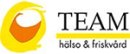 TEAM hälso & friskvård logo