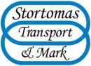 Stortomas Transport & Mark logo
