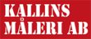 Kallins Måleri AB logo