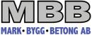 Mark Bygg Betong MBB AB logo
