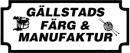 Gällstads Färg &. Manufaktur AB logo