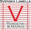 V-Persienn & Markis AB logo