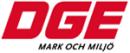 DGE Mark Och Miljö AB logo
