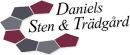 Daniels Sten & Trädgård logo