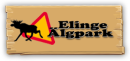 Elinge Älgpark logo