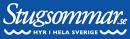 Stugsommar & Västkustbokningen logo