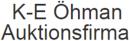 K-E Öhman Auktionsfirma i Gävle logo