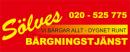 Sölves Bärgningstjänst logo