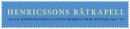 Henricssons Båtkapell AB logo