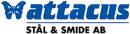 Attacus Stål & Smide AB logo