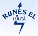 Runes Elektriska AB logo