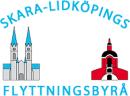 Skara-Lidköping Flyttningsbyrå logo
