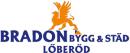 Bradon Bygg & Städ HB logo