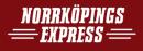Allbudet Norrköpings Express logo