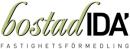 Bostad Ida' Fastighetsförmedling logo