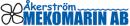 E. Åkerström Mekomarin AB logo