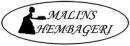 Malins hembageri logo