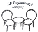 LF Psykoterapi Lena Fransson logo