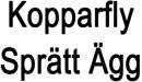 Kopparfly Sprätt Ägg logo