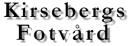 Kirsebergs Fotvård logo