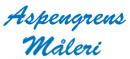 Aspengrens Måleri logo