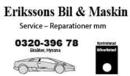 Eriksson Bil & Maskin logo
