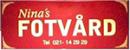 Ninas Fotvård logo