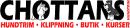 Chottans hundtrim logo