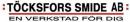 Töcksfors Smide AB logo