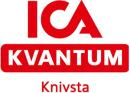ICA Kvantum Knivsta logo