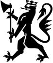 Norsk Generalkonsulat, Kgl logo