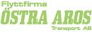 Flyttfirma Östra Aros Transport logo