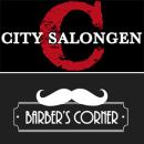 City Salongen Halmstad logo
